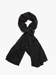 Christophe Lemaire Scarf Black