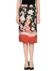 Clements Ribeiro 3 4 Length Skirts