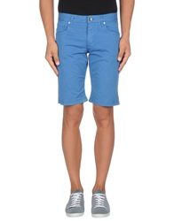 Guess By Marciano Bermudas Blue