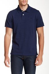 Timberland River Solid Polo Blue