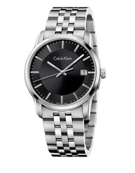 Calvin Klein Infinite Stainless Steel Bracelet Watch K5s31141 Silver