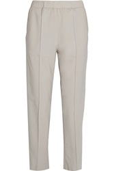 Pringle Stretch Wool Straight Leg Pants
