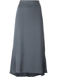 Theory Maxi Skirt Blue