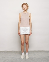 3.1 Phillip Lim Contoured Shorts White