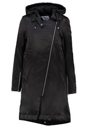 Cheap Monday Profile Winter Coat Black