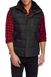 The North Face Tweed Sumter Vest Green