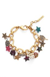 Marc Jacobs Women's Statement Charm Bracelet