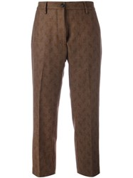 Pence 'Ilda' Pants Brown