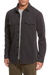 Men's Relwen Pique Knit Fleece Overshirt