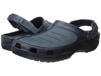 Crocs Yukon Mesa Clog Navy Navy Men's Clog Shoes Blue