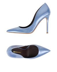 Bruno Magli Footwear Courts Women Sky Blue