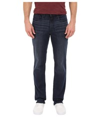 Kenneth Cole Sportswear Straight Skinny In Dark Indigo Dark Indigo Men's Jeans Blue