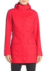 The North Face Women's 'Tomales Bay' Waterproof Hooded Jacket Tnf Red