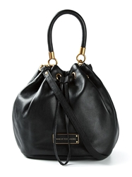 Marc By Marc Jacobs 'Too Hot To Handle' Duffle Shoulder Bag Black