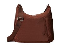 Baggallini Hobo Tote Mocha Cross Body Handbags Brown