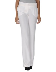 John Richmond Casual Pants Ivory