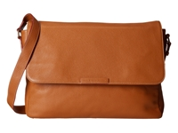 Classic Leather Messenger