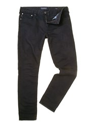 Scotch And Soda Men's Skim The Nero Skinny Jeans Black