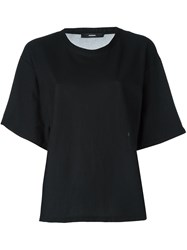 Diesel Plain T Shirt Black