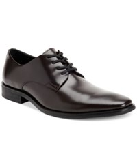 Calvin Klein Men's Ramses Oxfords Men's Shoes Dark Brown