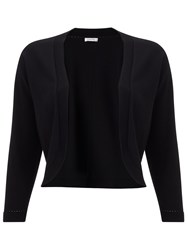 Precis Petite Black Knit Shrug