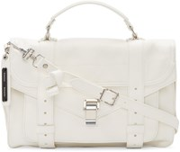 Proenza Schouler White Medium Ps1 Satchel