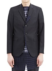 Yang Li Slim Blazer Jacket Black