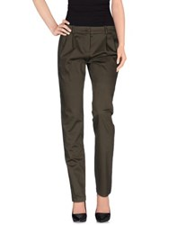 Toy G. Trousers Casual Trousers Women Military Green