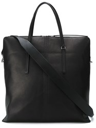 Rick Owens Oversized Tote Black