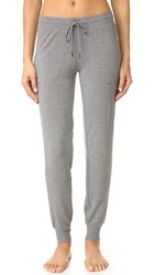 Pj Salvage Lounge Pants Heather Grey