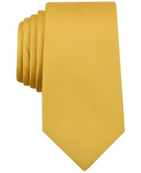 Nautica Men's Truxton Solid Tie Yellow