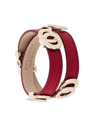 Bulgari Circular Double Bracelet Red