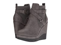 Sbicca Free Spirit Grey Women's Boots Gray