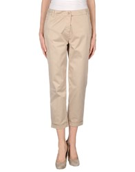 Della Ciana Trousers Casual Trousers Women Beige
