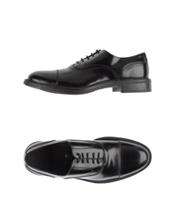 Cerbero Lace Up Shoes Black