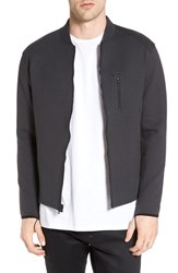 Tavik Men's 'Thermite' Zip In Compatible Bomber Jacket Black