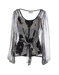 Alice By Temperley Shirts Blouses Women Black