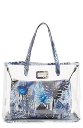 Cxl By Christian Lacroix 'Amaryllis' Clear Tote