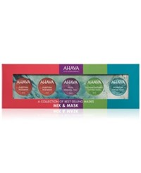 Ahava 5 Pc. Flawless Face Mask Set No Color
