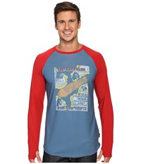 Burton Roadie Tech Tee Led Zepplin Tokyo Men's T Shirt