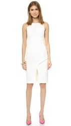Finderskeepers Back To Town Dress White