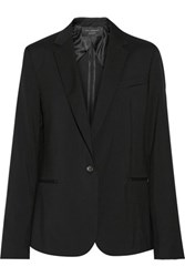 Equipment Jay Wool Blazer Black