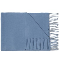 Norse Projects Sigurd Scarf Fog Blue