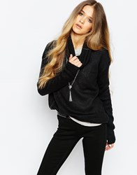 Blend She Dazzle Pullover In Black Black