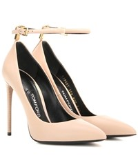 Tom Ford Leather Pumps Pink
