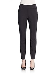 Ivanka Trump Tapered Pants Black