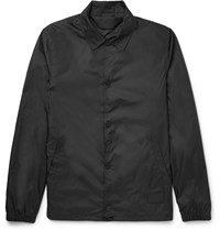 Acne Studios Tony Shell Jacket Black