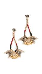 Deepa Gurnani Jemma Earrings Multi