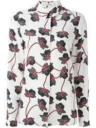 Dorothee Schumacher 'Unexpected Blossom' Shirt Nude And Neutrals