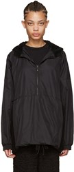 Cottweiler Black Nylon Turf Jacket